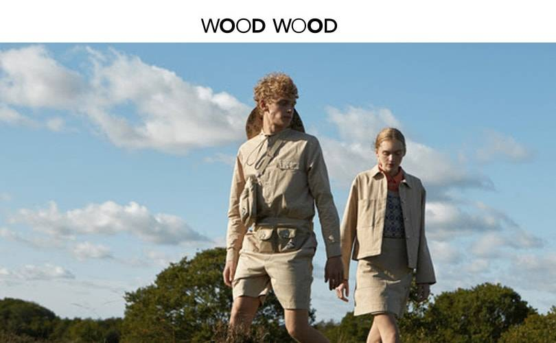 Wood Wood SS019 'The Outside'