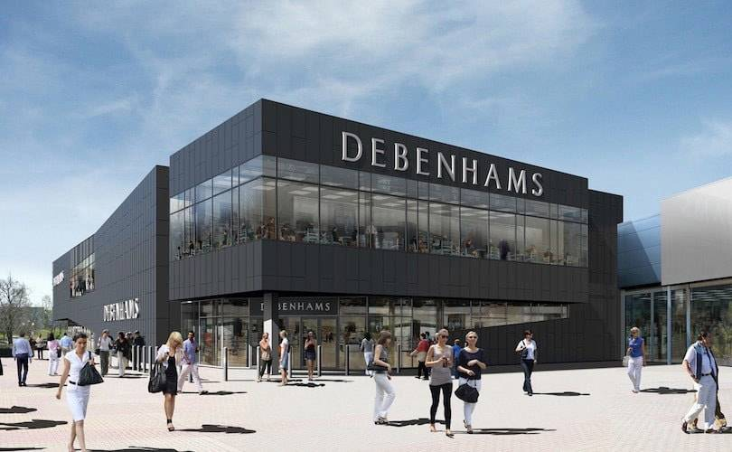 Debenhams meldet Insolvenz an – Sports-Direct-Chef Ashley geht leer aus
