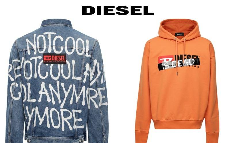 Diesel HATE COUTURE - Customization Instore Event at Berlin Kudamm & download collection images