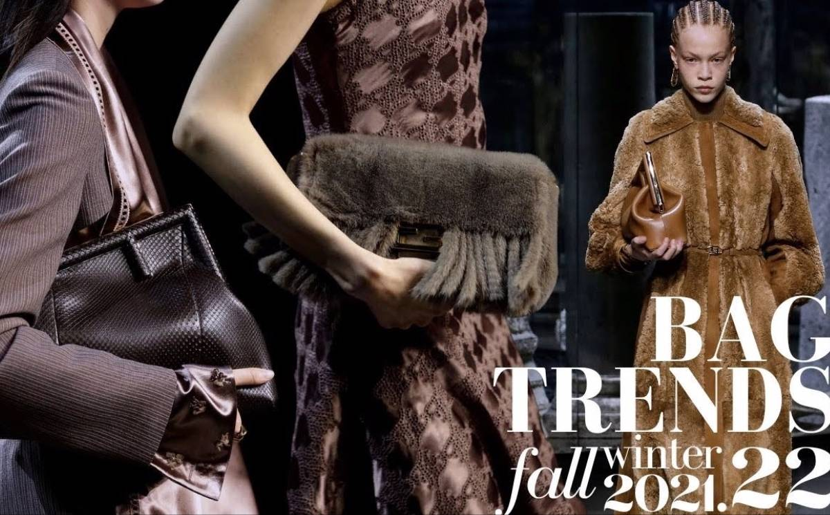 Video: BAG TRENDS | FALL/WINTER 2021-2022