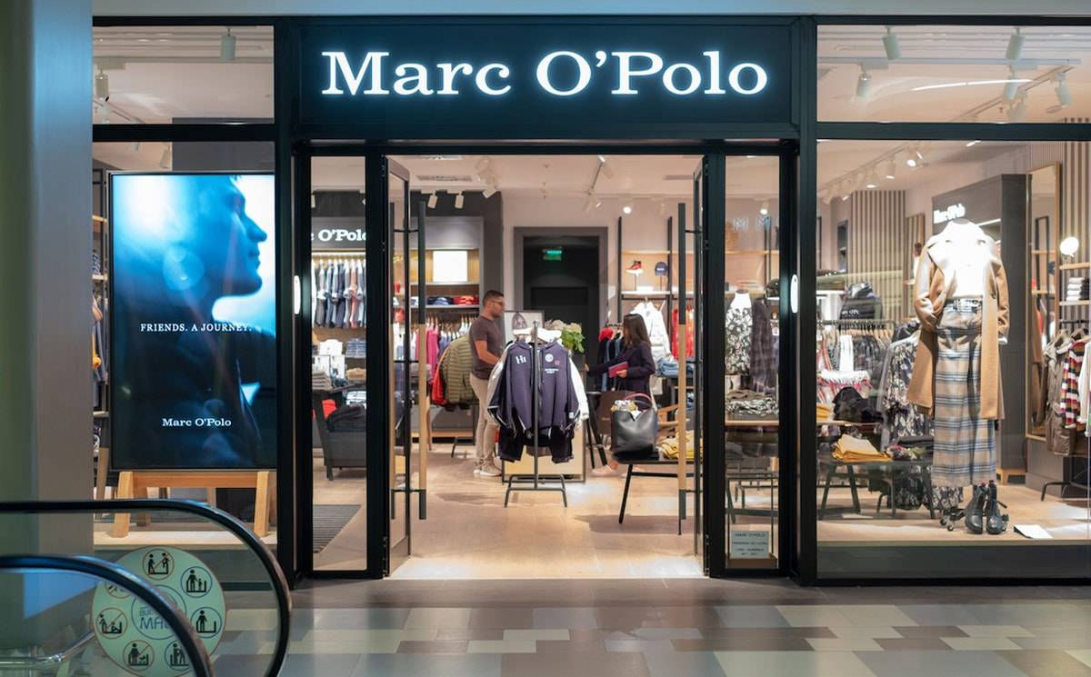 Erste Stores in Rumänien: Marc O'Polo expandiert in Osteuropa
