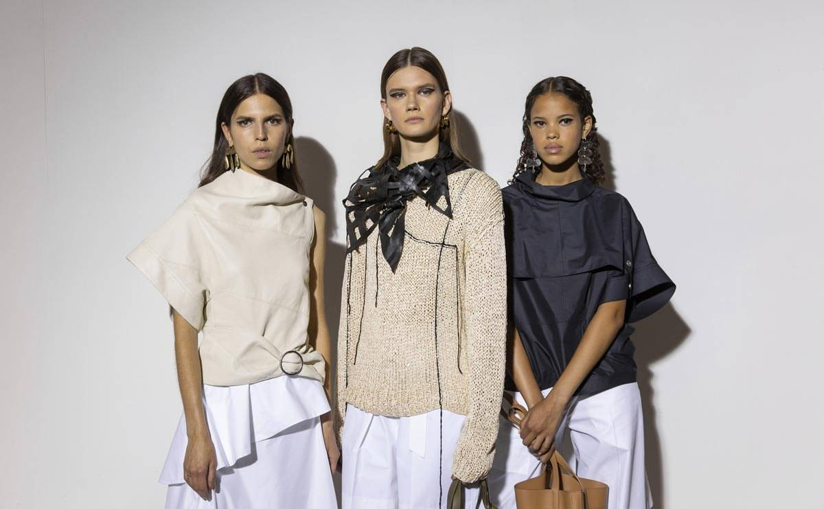 First Look: New York Fashion Week Frühjahr/Sommer 2020