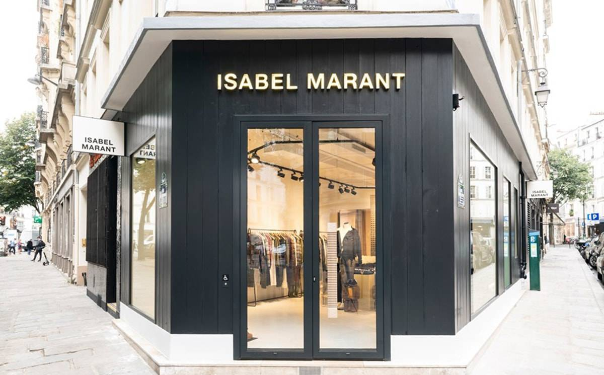 Isabel Marant eröffnet Herrenboutique in Paris