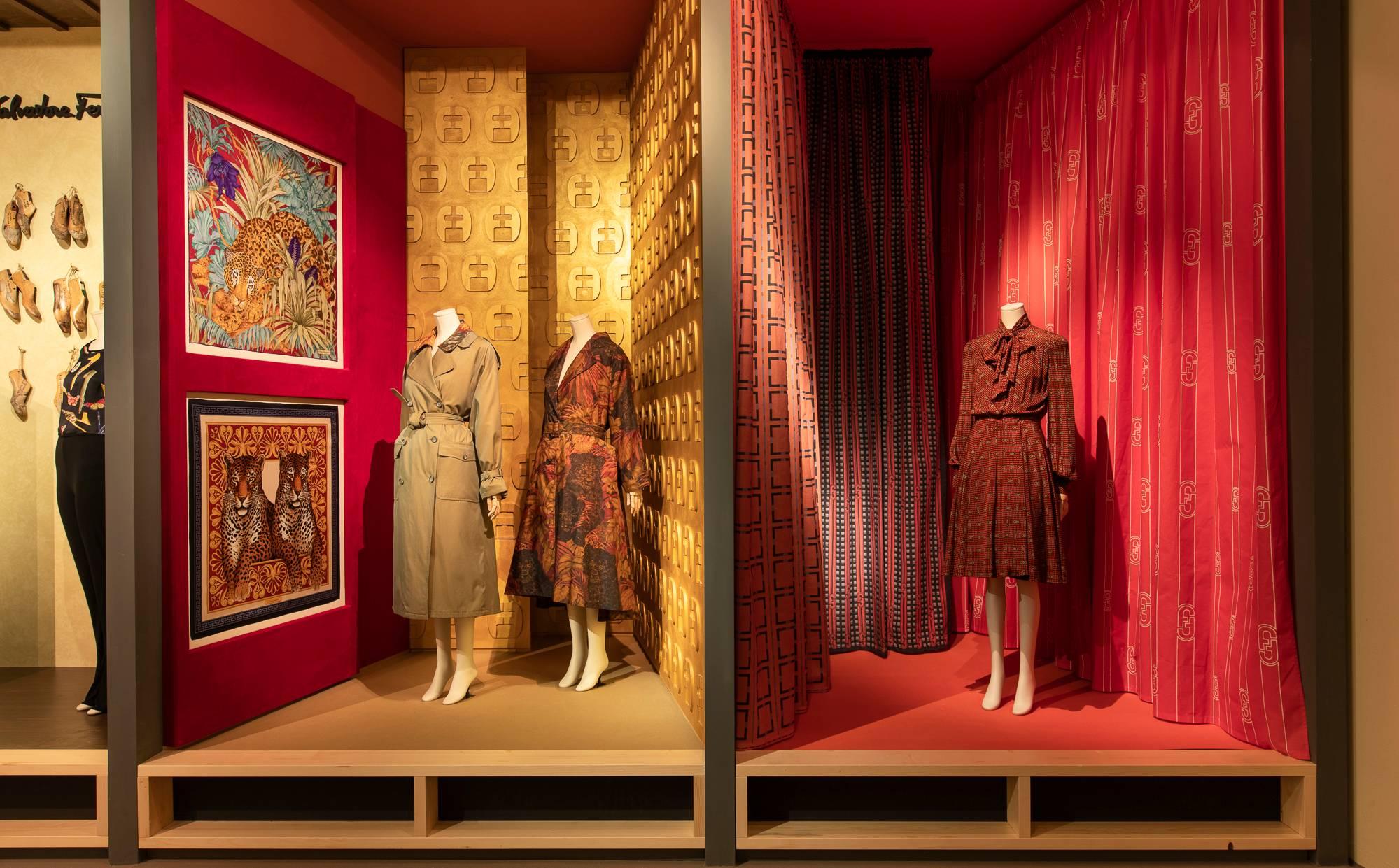 «Silk»: Neue Ausstellung eröffnet im Salvatore Ferragamo-Museum in Florenz