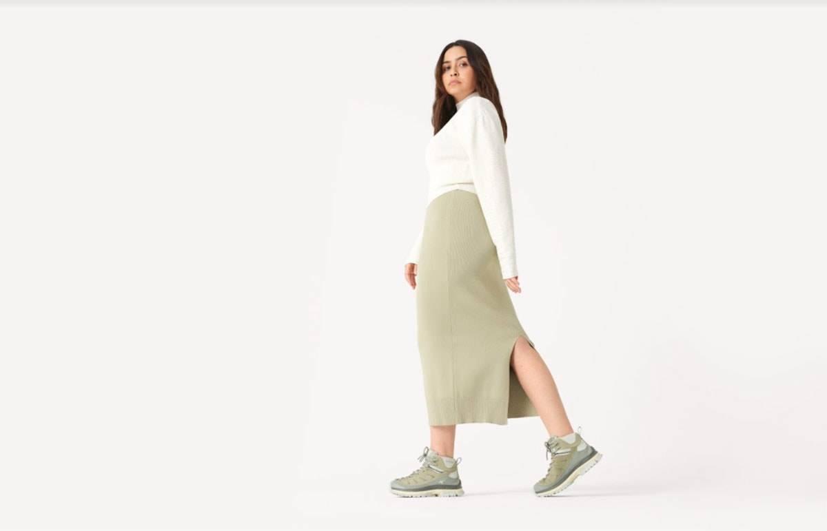 Femininity and fashion meet functionality - Tamaris dares to venture into the outdoor segment