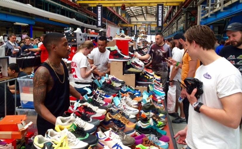 In Bildern: Sneakerness Amsterdam