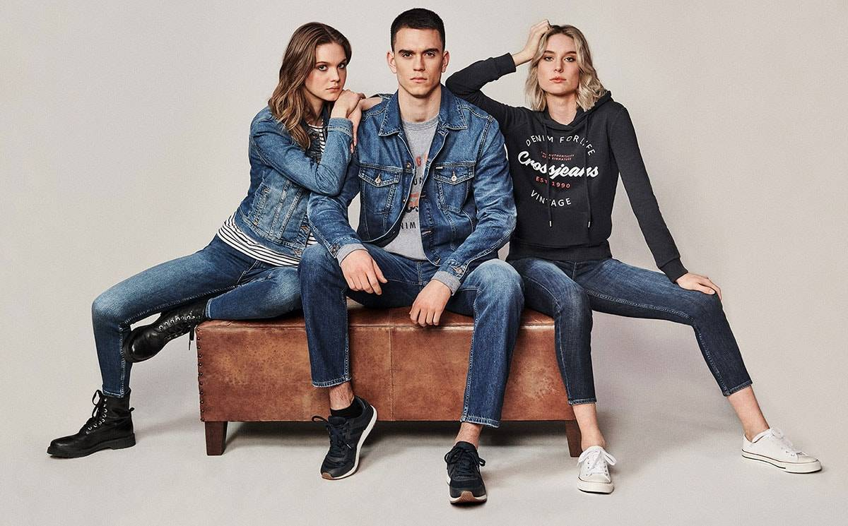 Cross Jeans - Denim Made in Europe