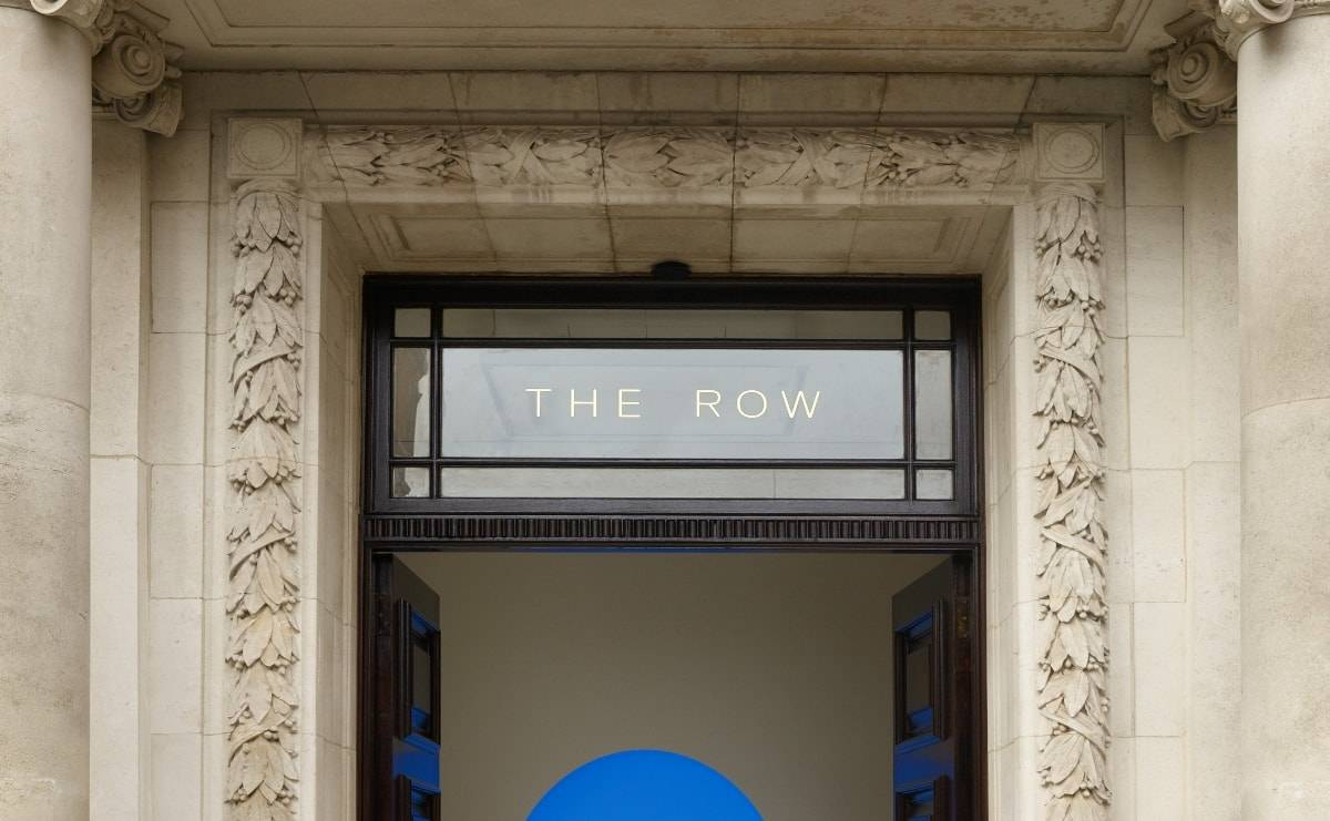 Der erste internationale Store von The Row eröffnet in London