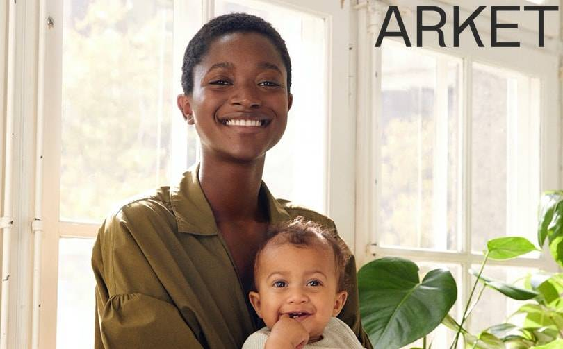 ARKET BABY SS20 | MAKING KIDSWEAR MORE SUSTAINABLE