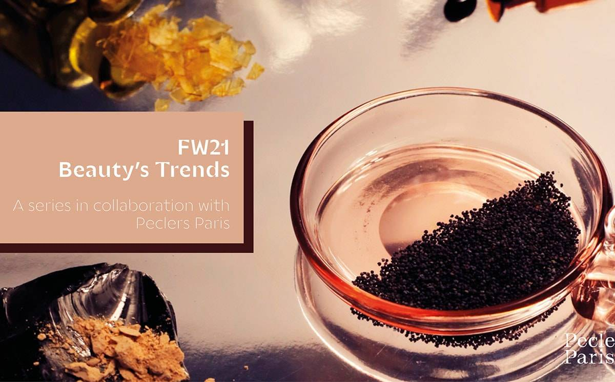 Beauty & Wellness Trendbook FW21 von Peclers Paris
