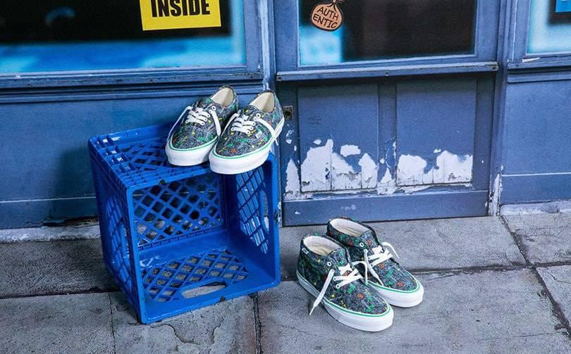 Vans Foot The Bill Customization Program COVID 19