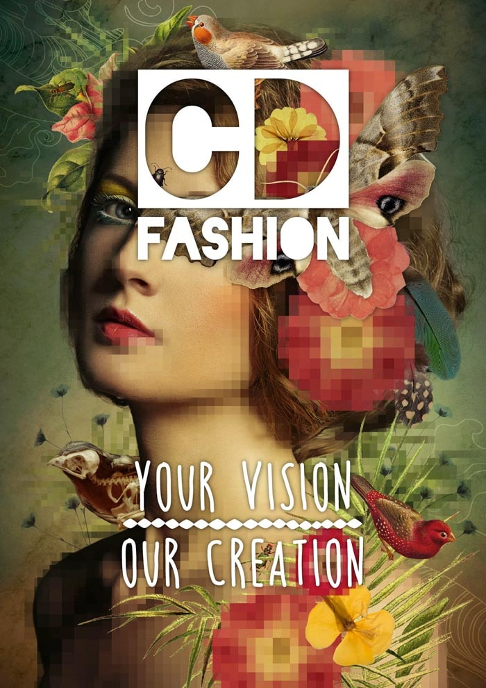 CD Fashion - Specialist in graphics