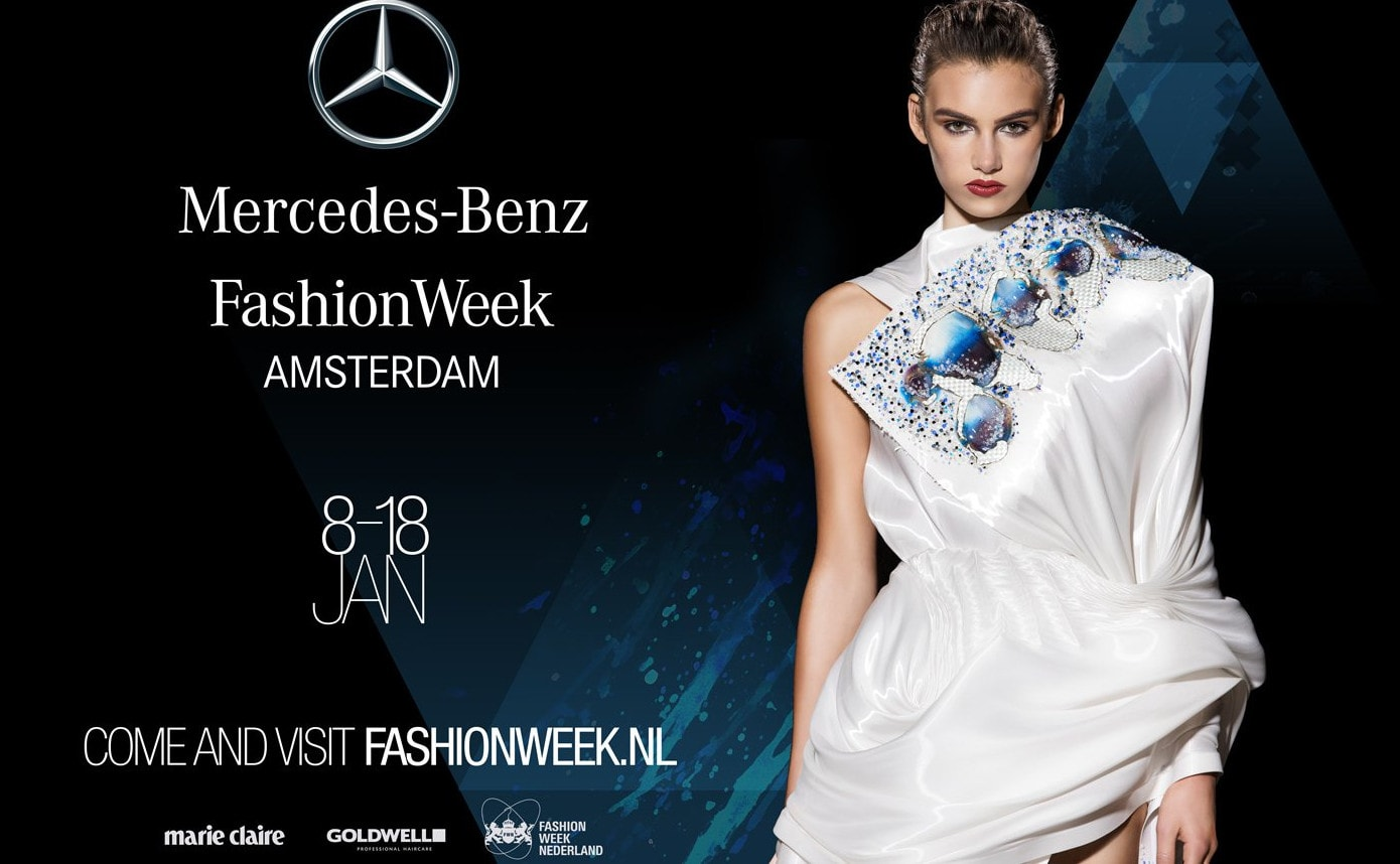 Mit Vogue.de und FashionUnited.de zur Mercedes-Benz FashionWeek Amsterdam