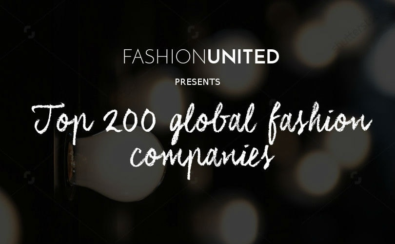 FashionUnited startet Global Top 200 Fashion Companies