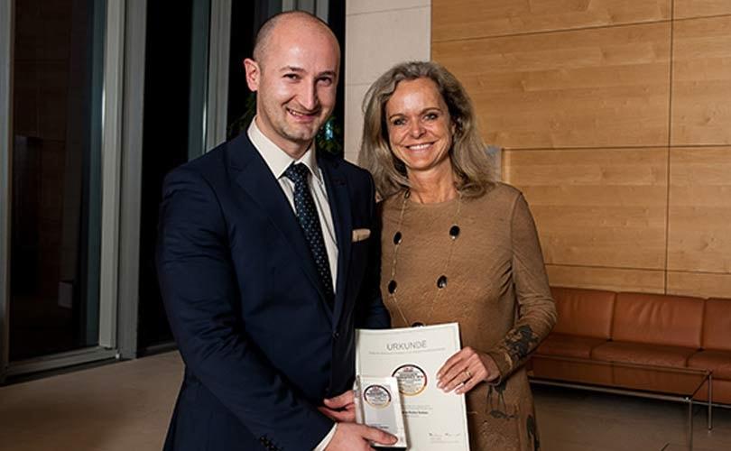Designer Outlet Soltau erhalt Deutschen Servicepreis 2015