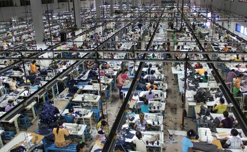 Jede Woche eine neue Fabrik: Myanmar macht der Textilindustrie Dampf