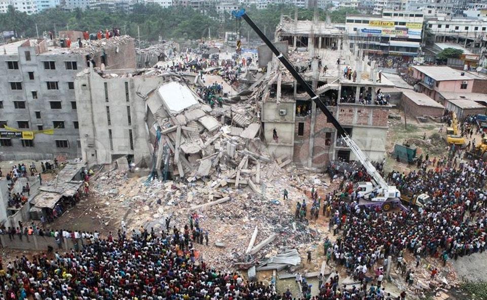 Fabrikeinsturz - Benetton gibt eine Million Euro fur Opfer