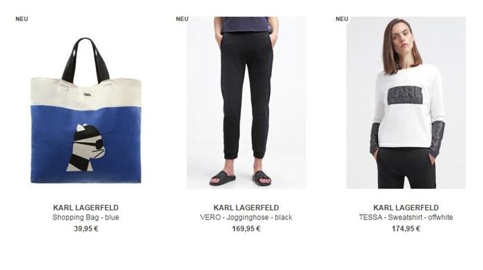 Zalando präsentiert exklusive Karl Lagerfeld Sonderkollektion