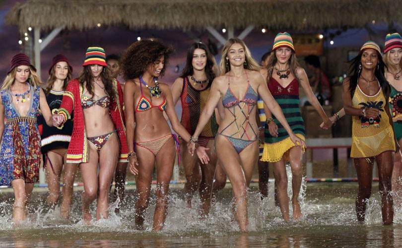 Fashion Week de Nueva York: Tommy Hilfiger nos lleva al paraíso
