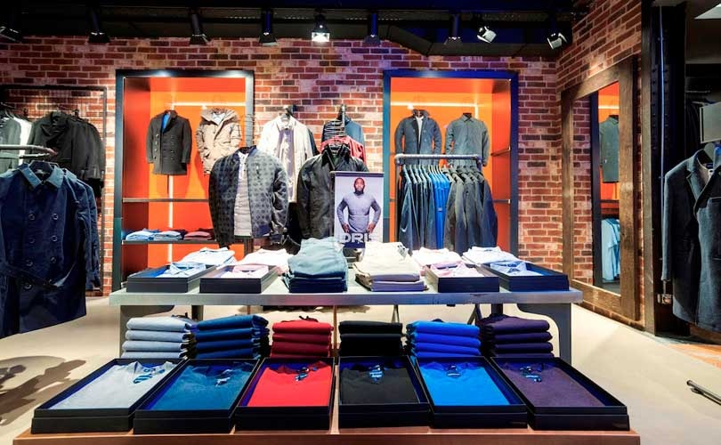 size 40 7b839 c5ae1 Superdry plant Mega-Store in Berlin
