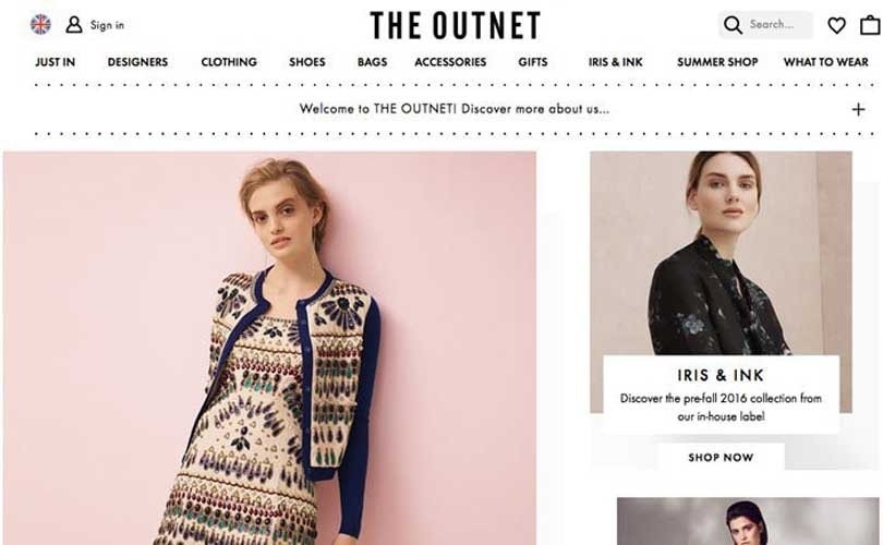 THE OUTNET is the world's most fashionable fashion outlet devoted to selling discounted designer womenswear and hereuupjo8.gqed for the most fashionable people around, it is brought to you by the team behind the award-winning designer fashion website hereuupjo8.gq