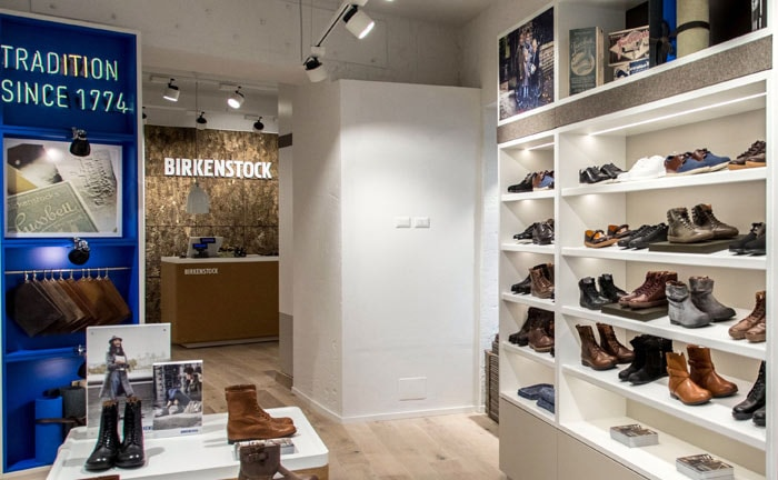 birkenstock expandiert in italien