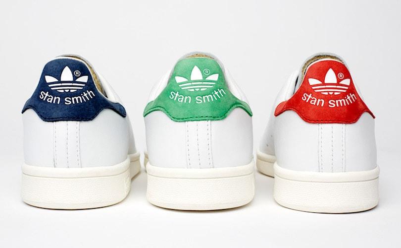 Adidas Stan Smith weiß grünen Streifen günstige   adidas