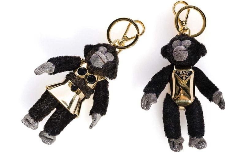 Modemarken begrussen das Jahr des Affen