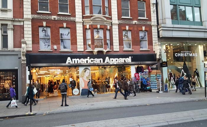 American Apparel: Forever 21, Amazon im Bieterstreit