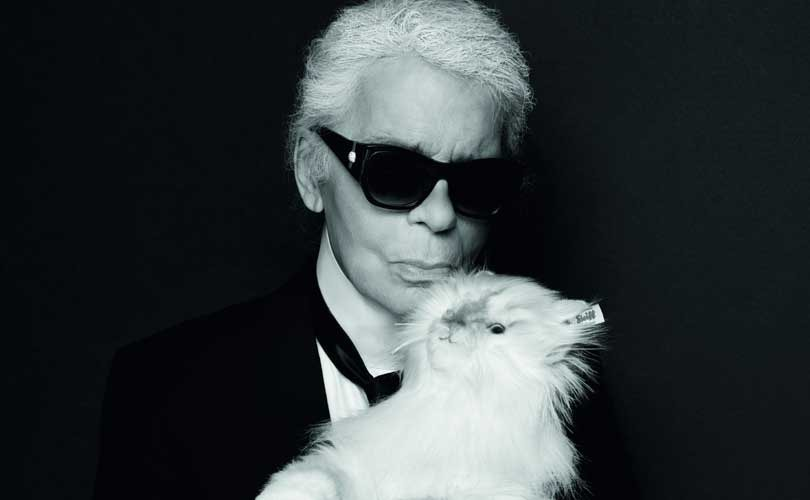 Modeikone Karl Lagerfeld stirbt in Paris