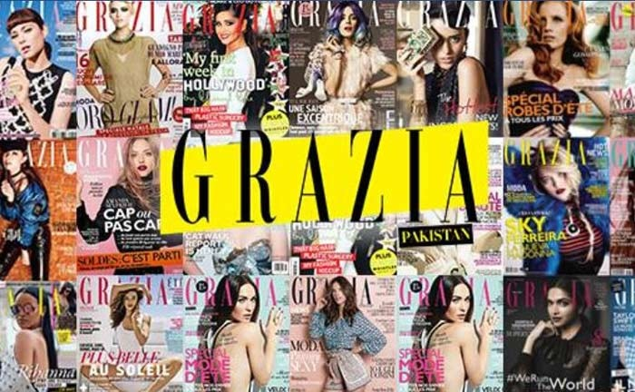 Modemagazin Grazia startet in Pakistan