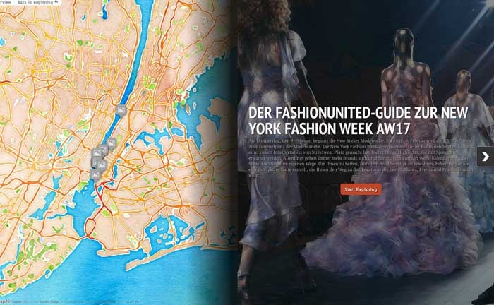 Der FashionUnited-Guide zur New York Fashion Week