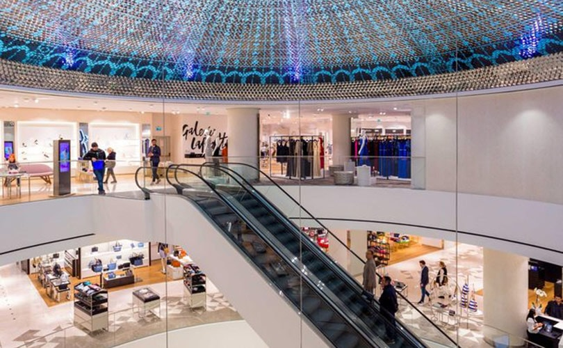 Galeries Lafayette jetzt auch in Istanbul