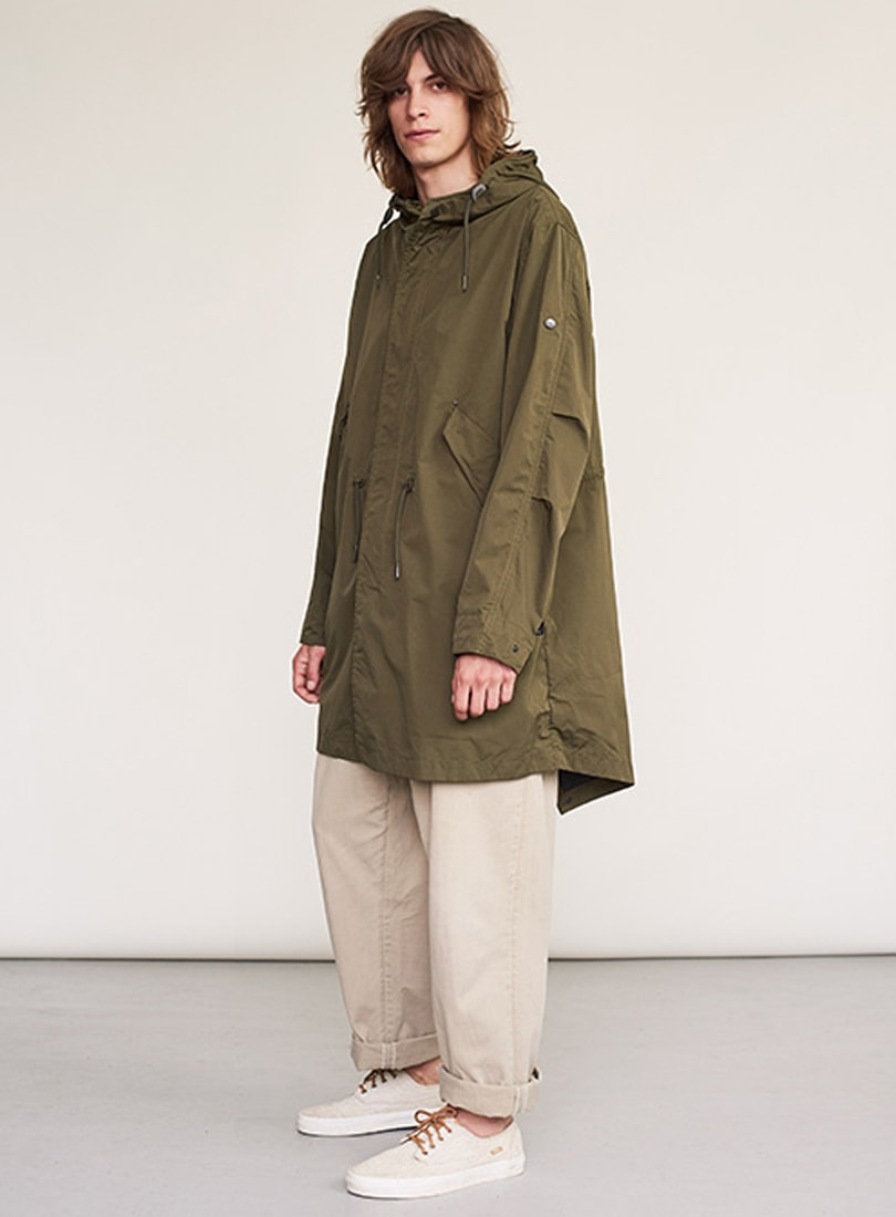 Parka London - die Neuinterpretation eines Klassikers