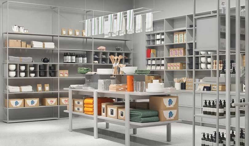 arket er ffnet in m nchen. Black Bedroom Furniture Sets. Home Design Ideas