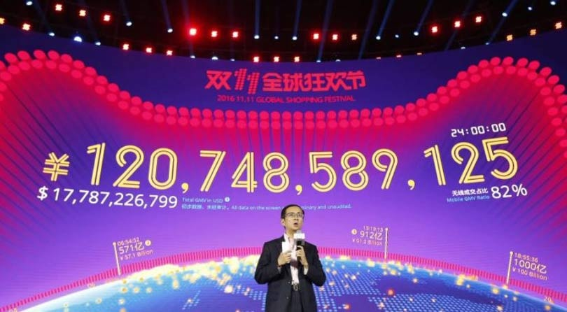 That's (Retail) Entertainment - der Aufstieg von Chinas Singles Day