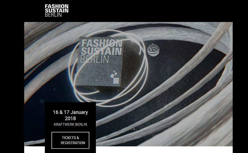 """Fashionsustain"": Neue Konferenz zur Berlin Fashion Week"