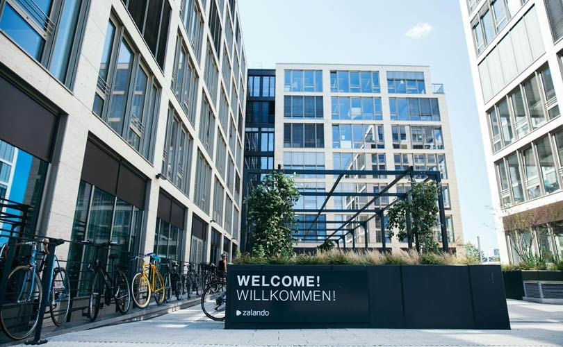 In Bildern: Zalando Fashion Campus in Berlin