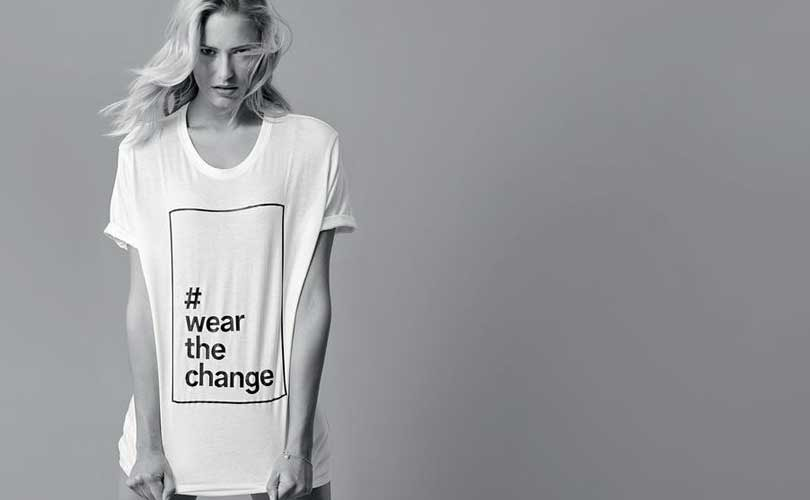 C&A startet neue Fair Fashion-Kollektion #WearTheChange