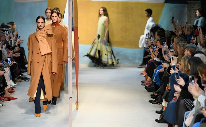 In Bildern: Highlights der London Fashion Week