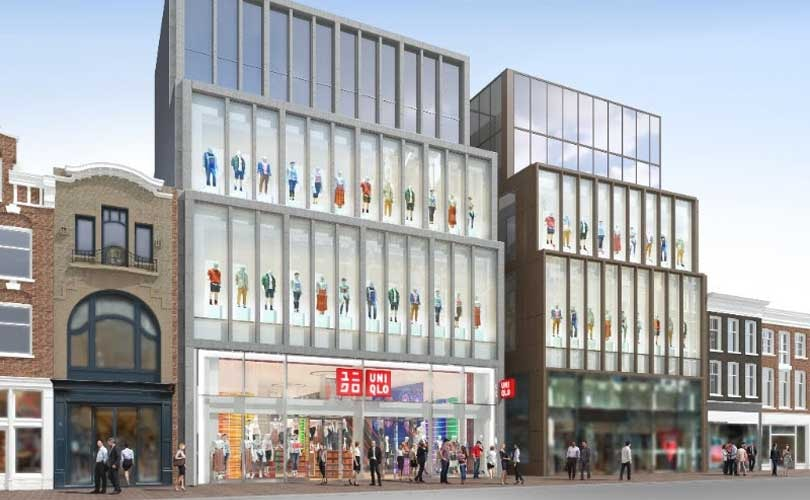 Uniqlo: bald erster Flagshipstore in Amsterdam