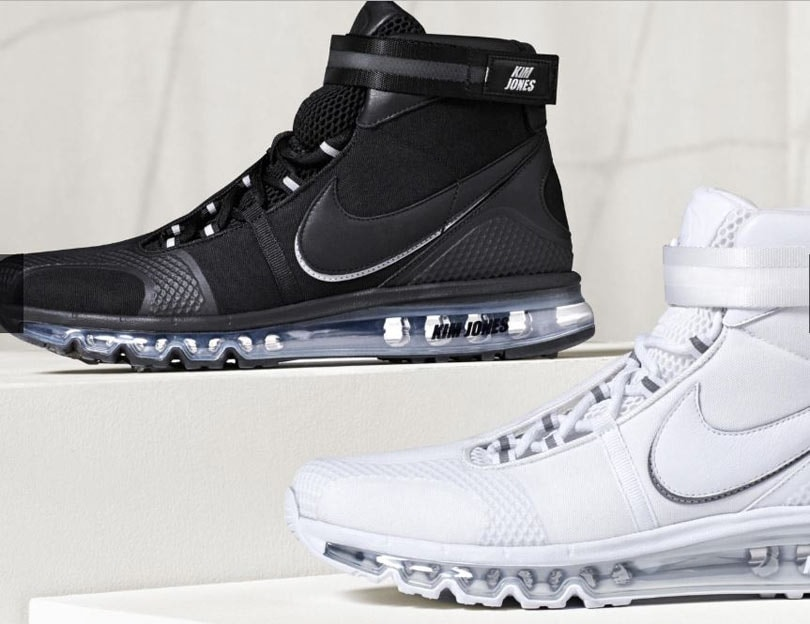 Nike x Off-White & Nike x Kim Jones für WM in Russland