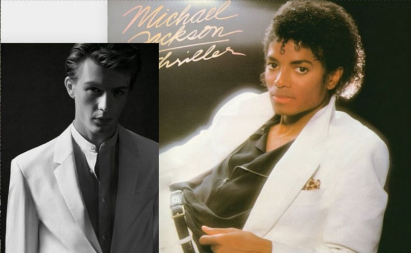 Hugo Boss ehrt King of Pop mit Sonderkollektion BOSS x Michael Jackson