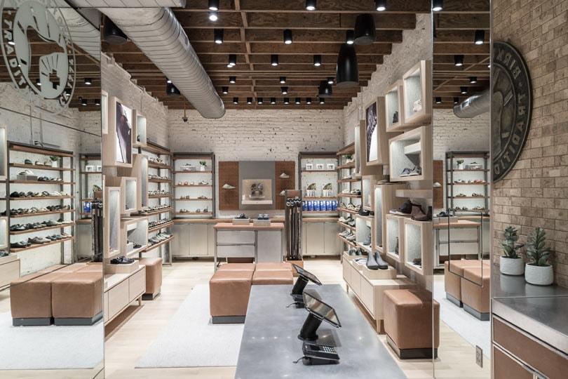 Birkenstock eröffnet erstes eigenes Geschäft in den USA