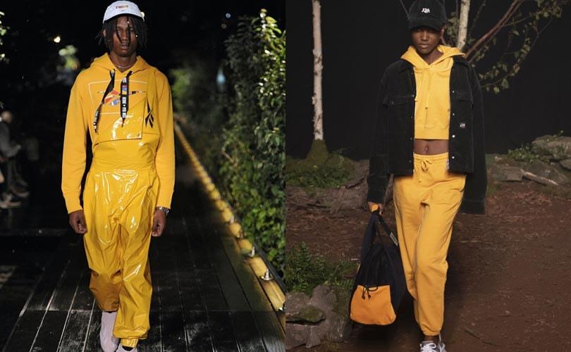 Gespottet: Pantones Modefarben für F/S 2019 auf der New ...