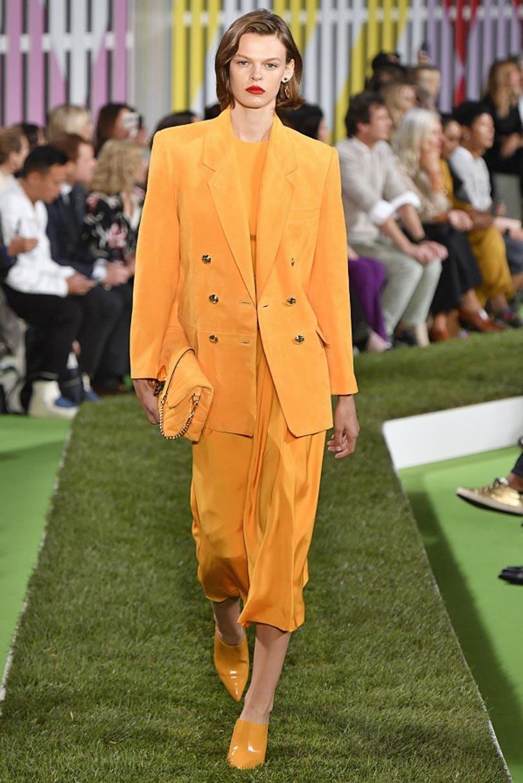 Gespottet Pantones Modefarben Für Fs 2019 Auf Der New York Fashion