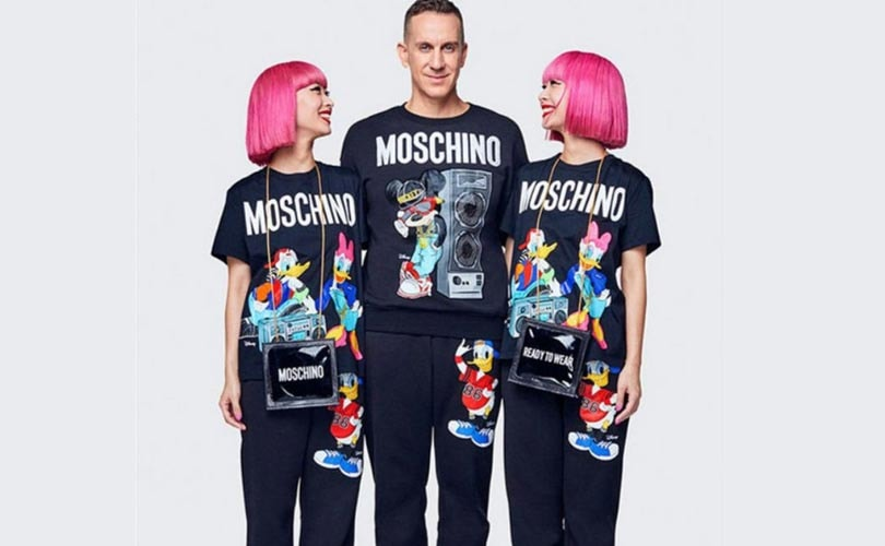 auf den hund gekommen petwear von h m x moschino. Black Bedroom Furniture Sets. Home Design Ideas