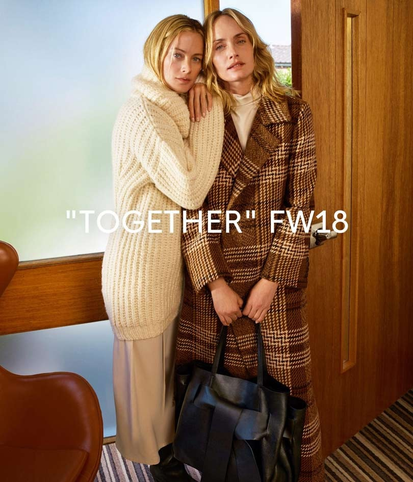 MANGO_TOGETHER FW18 Campaign