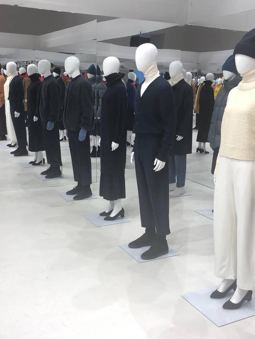 The Art and Science of Lifewear: Uniqlo zeigt Ausstellung in Paris