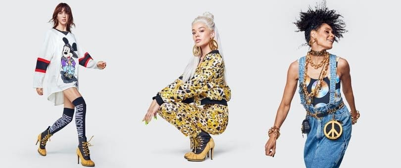 Lookbook: H&M x Moschino
